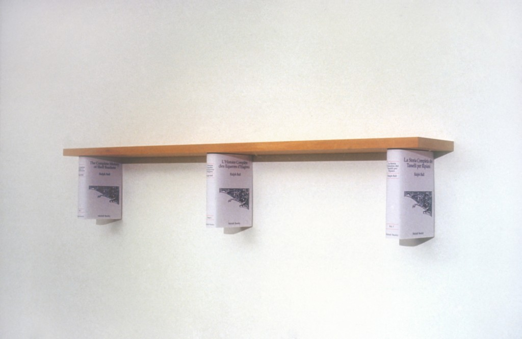 Complete History of Shelf Supports