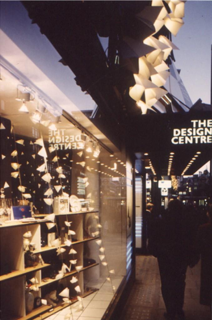 Confetti at Design Centre 1