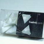 Confetti boxed
