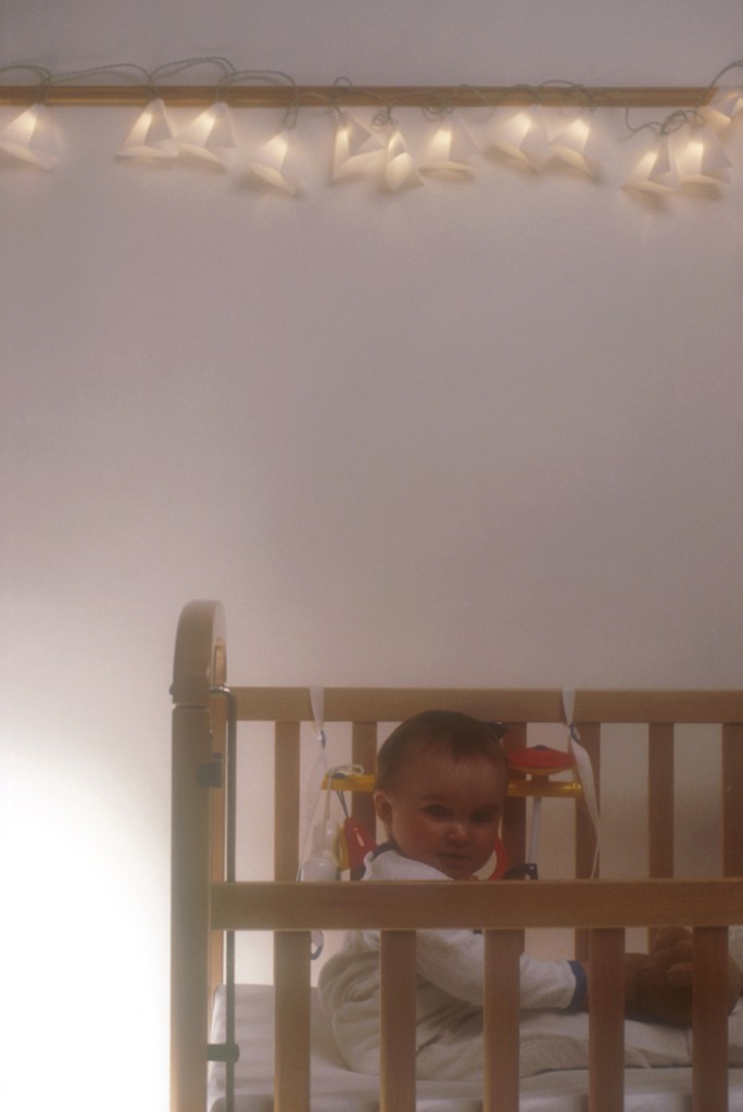 Confetti context baby