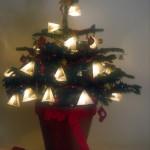 Confetti context christmas