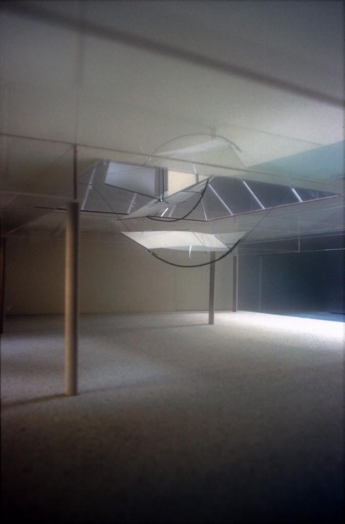 IBM model 2 interior