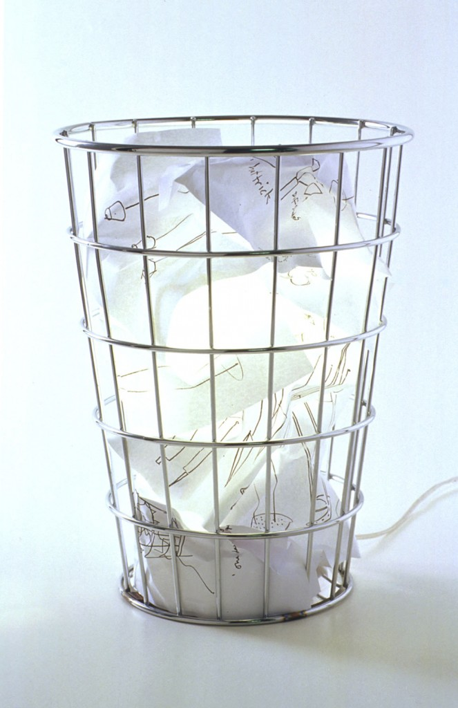 One day I'll design the perfect paper lightshade