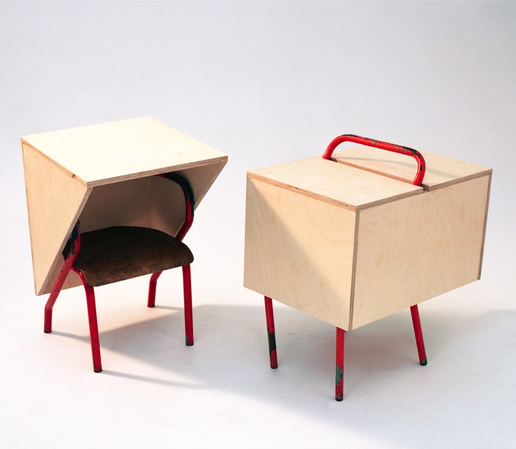 Small Chairs Indeterminate