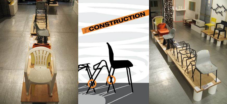 in Construction Chair line