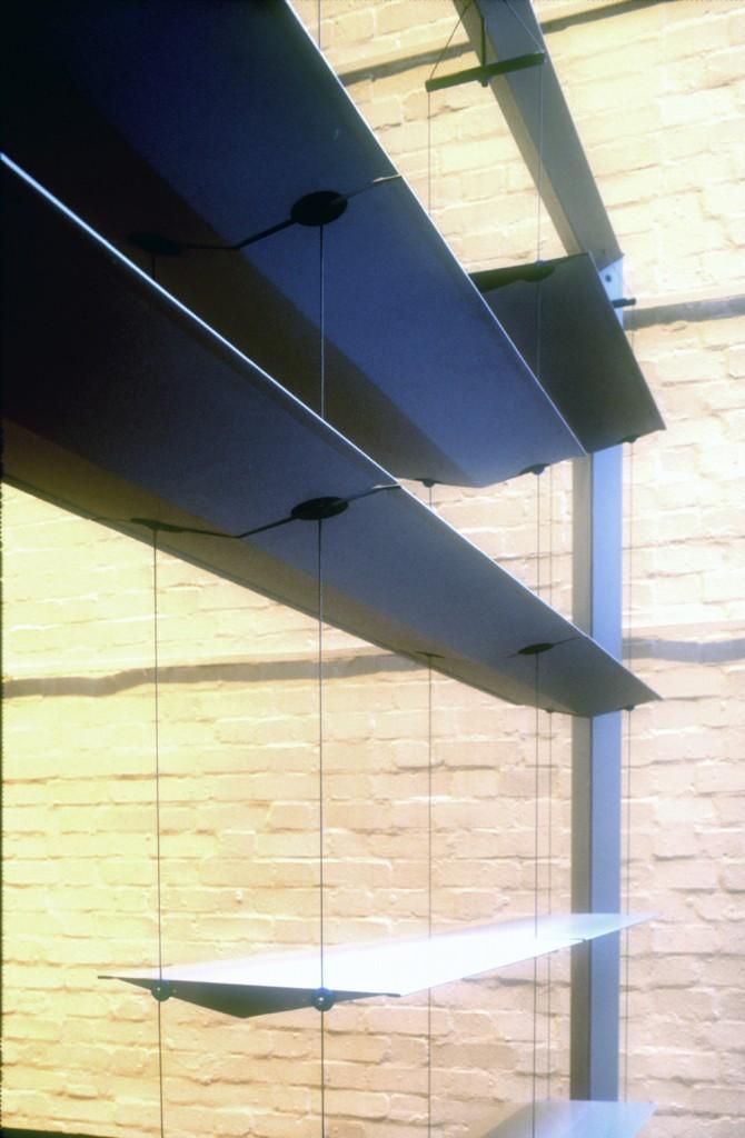 Steel Shelves 2