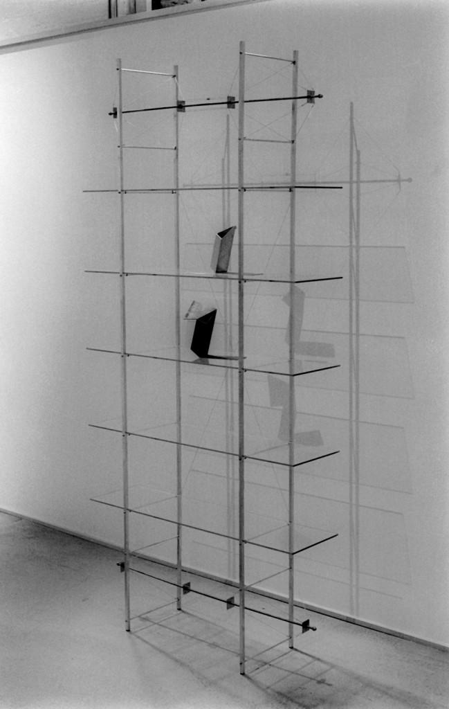Tension Shelves