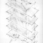 Tension Shelves Sketch