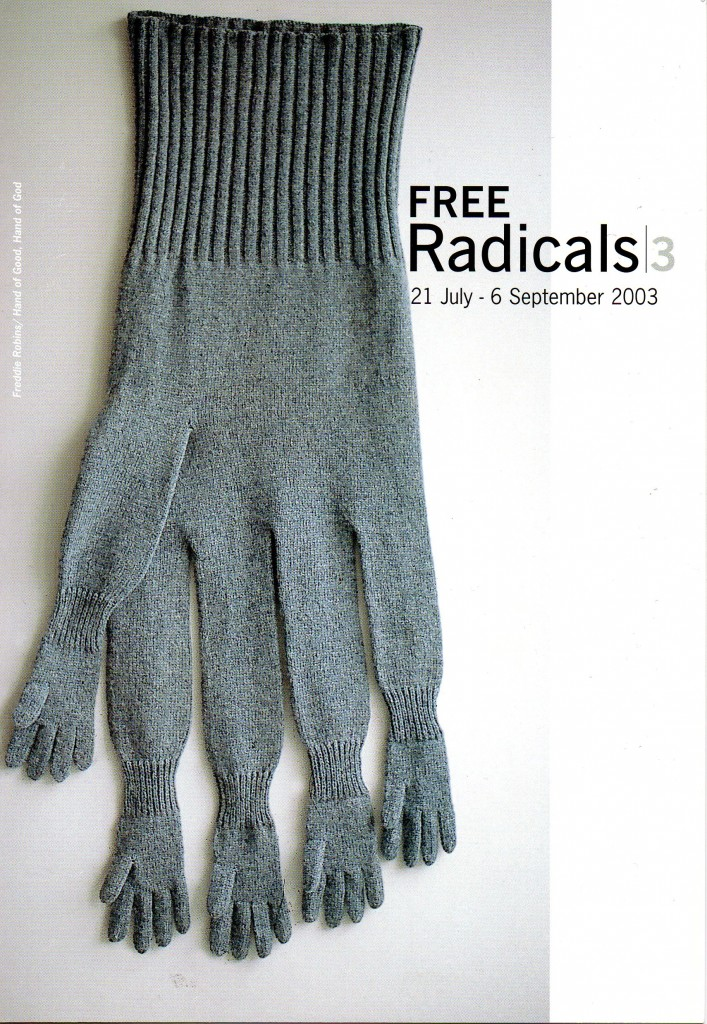 free radicals catalogue cover